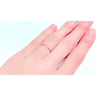 デミルクスビームス(Demi-Luxe BEAMS)の〔Final SALE〕KRISTEN ELSPETH K14GOLD 9号(リング(指輪))