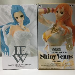 Shiny Venus ナミ&LADY EDGE WEDDING VIVI(アニメ/ゲーム)