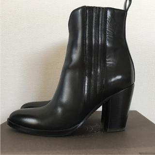 サルトル(SARTORE)のSARTORE サルトル ショートブーツ ブラック 35(ブーツ)