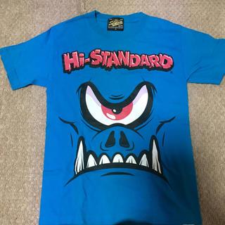 ハイスタンダード(HIGH!STANDARD)のハイスタ Tシャツ Hi-STANDARD (Tシャツ(半袖/袖なし))