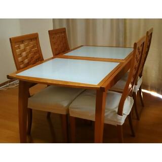 オオツカカグ(大塚家具)のカリガリス ダイニングセット(ダイニングテーブル)
