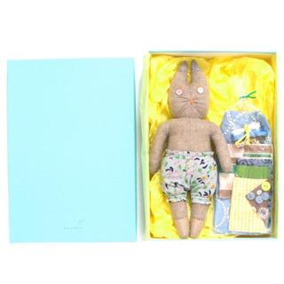 ミナペルホネン(mina perhonen)のmina perhonen usa doll 着せ替え人形セット vs7692p(ぬいぐるみ)