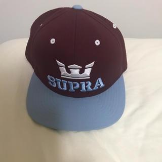 スープラ(SUPRA)のSUPRA SnapBack キャップ(キャップ)