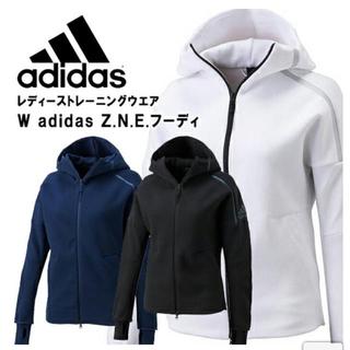 アディダス(adidas)のアディダス パーカー フーディー♡(ウォーキング)