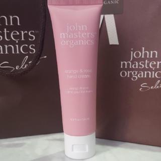 ジョンマスターオーガニック(John Masters Organics)の新品未使用 ジョンマスター ハンドクリーム(ハンドクリーム)