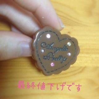アンジェリックプリティー(Angelic Pretty)のAngelicPrettyクッキーリング(リング(指輪))