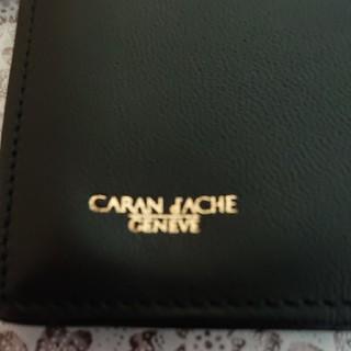 カランダッシュ(CARAN d'ACHE)のカランダッシュの札入れ(長財布)