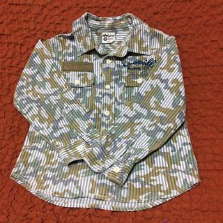 アルファ(alpha)のAlphaシャツ(カーディガン)