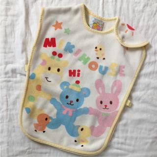 ミキハウス(mikihouse)のミキハウス キッズスリーパー かいまき毛布(毛布)