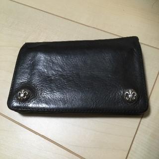 クロムハーツ(Chrome Hearts)のクロムハーツ ウォレット(折り財布)