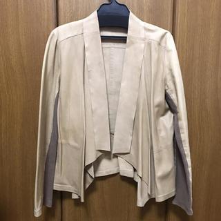 デンドロビウム(DENDROBIUM)のベージュ色のジャケット(テーラードジャケット)