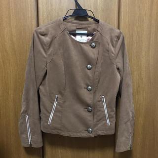 デンドロビウム(DENDROBIUM)のブラウンのジャケット(テーラードジャケット)