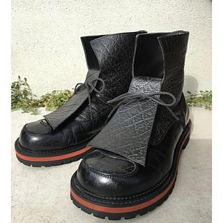 トーキョーボッパー(TOKYO BOPPER)のレア◇ベリーボタン◇ブーツ(ブーツ)