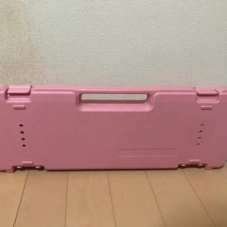 ヤマハ 鍵盤ハーモニカ ピンク(ハーモニカ/ブルースハープ)