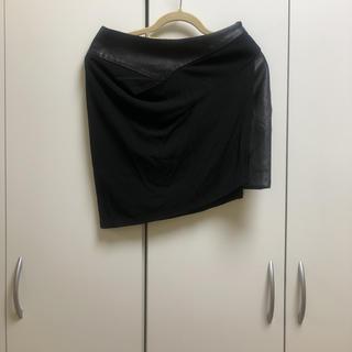 ザクープルズ(The Kooples)のThe kooples スカート(ミニスカート)