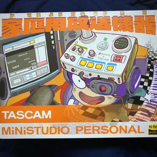 TASCAM MiNiSTUDIO PERSONAL US-32(オーディオインターフェイス)