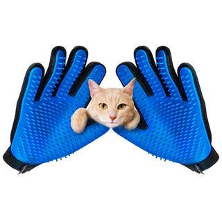 ペット ブラシ 手袋 グローブ 犬と猫に使える お手入れ(犬)