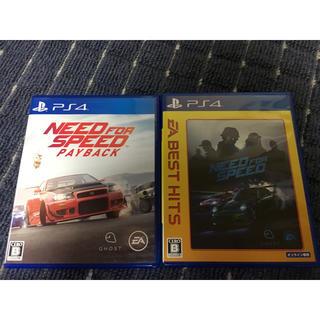 プレイステーション4(PlayStation4)のNeed for speed ps4(家庭用ゲームソフト)