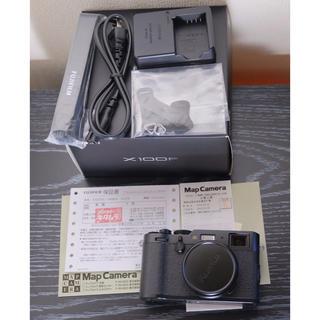 FUJIFILM X100F 高級コンパクトデジタルカメラ(コンパクトデジタルカメラ)