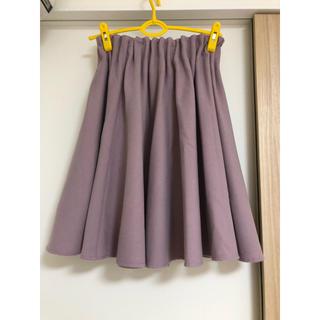 アストリアオディール(ASTORIA ODIER)のスカート  ピンク アストリアオディール(ひざ丈スカート)