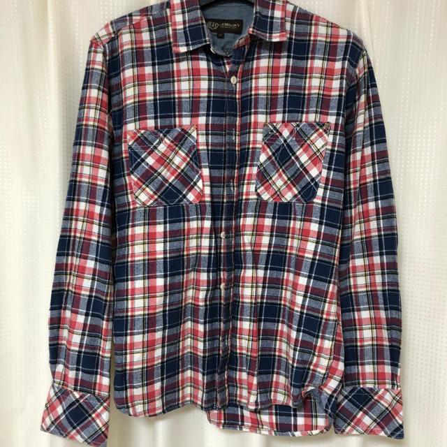 GB(ジービー)の【大幅値下げ】GEMBONY チェック シャツ メンズのトップス(シャツ)の商品写真