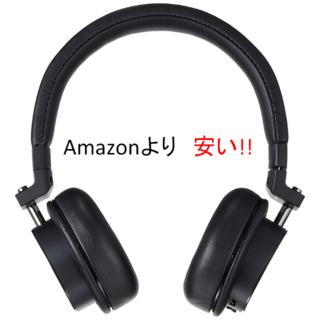 オンキヨー(ONKYO)のONKYO H500BT Bluetoothヘッドホン(ヘッドフォン/イヤフォン)