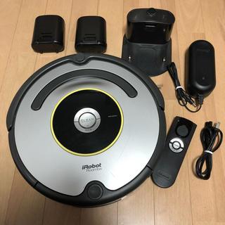 アイロボット(iRobot)のiRobot ロボット掃除機アイロボット Roomba630 ルンバ630(掃除機)