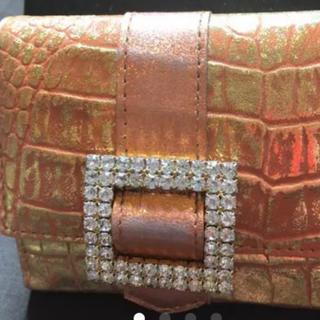 アッシュアンドダイアモンド(ASH&DIAMONDS)のASH&DIAMOND 折りたたみ財布(財布)