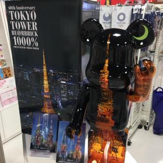 TOKYO TOWER BE@RBRICK 1000%