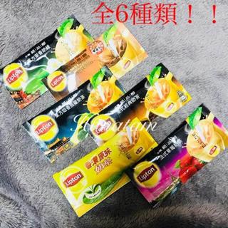 ユニリーバ(Unilever)のリプトン 台湾 ミルクティー 6種セット(茶)