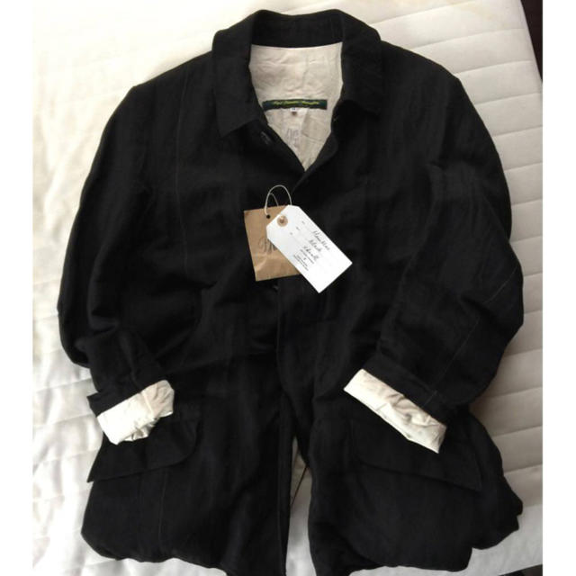 Paul Harnden(ポールハーデン)のsuiyu16515様専用 Paul Harnden  メンズのジャケット/アウター(ステンカラーコート)の商品写真