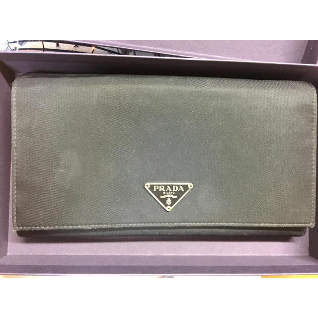 d1f419ebf1ee PRADA(プラダ)のPRADA 長財布 レディースのファッション小物(財布)の