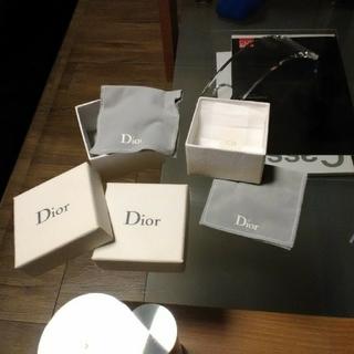 ディオール(Dior)のjupiter様専用!Dior アクセサリー袋と箱(2個づつ)(その他)