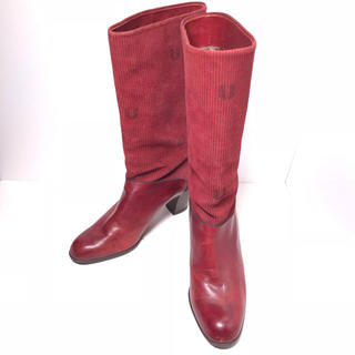 エマニュエルウンガロ(emanuel ungaro)の『emanuel ungaro』エマニュエルウンガロ(22cm)ロングブーツ(ブーツ)