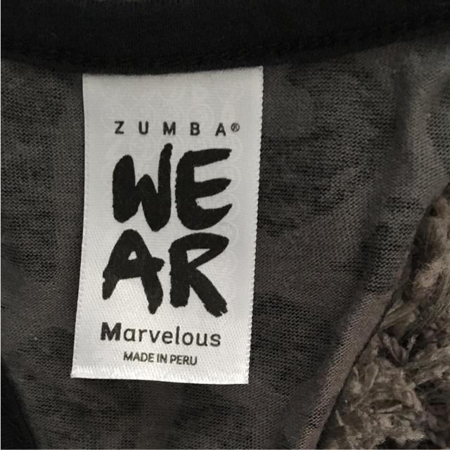 Zumba(ズンバ)のズンバウェア スポーツ/アウトドアのスポーツ/アウトドア その他(ダンス/バレエ)の商品写真