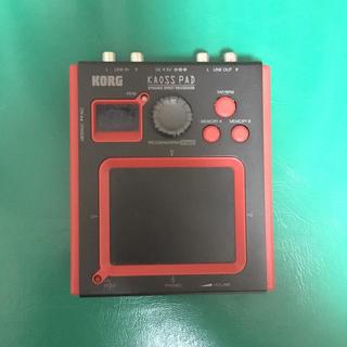 コルグ(KORG)のkorg kaosspad mini カオスパッド(DJエフェクター)