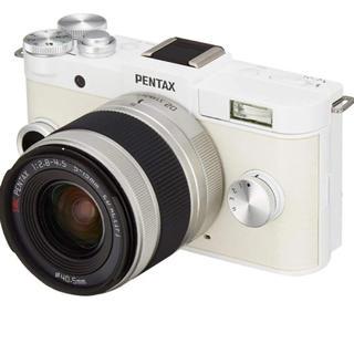 ペンタックス(PENTAX)の(ぐるくんさん専用)Pentax qs1 ミラーレス一眼(ミラーレス一眼)