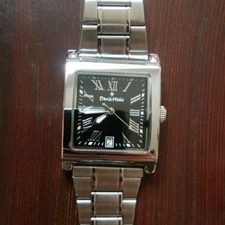 デビッドヒックス(David Hicks)の値引げしました David Hicks 腕 時計 DH-100B(腕時計(アナログ))