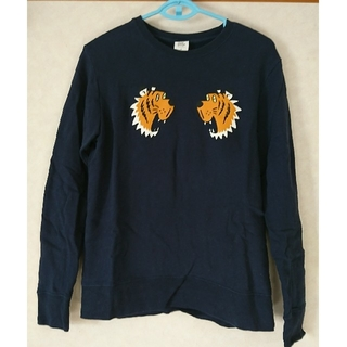 グラニフ(Design Tshirts Store graniph)のげん様専門❕【graniph】グラニフ 長袖スウェット  M(スウェット)