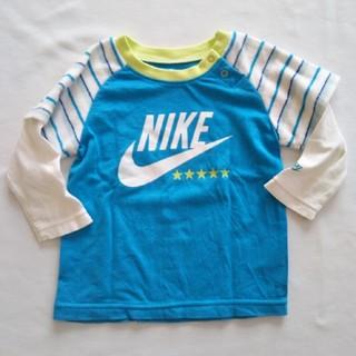 ナイキ(NIKE)のNIKE 長袖Tシャツ (80)(Tシャツ)