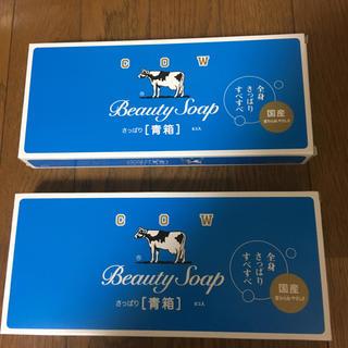 ギュウニュウセッケン(牛乳石鹸)の石鹸 まとめ売り 12個  新品 未使用品(ボディソープ / 石鹸)