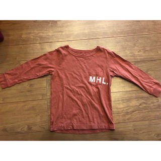 マーガレットハウエル(MARGARET HOWELL)のMHLロンT 110cm(Tシャツ/カットソー)