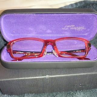エステーデュポン(S.T. Dupont)のメガネ/サングラスS.T.Dupont(サングラス/メガネ)