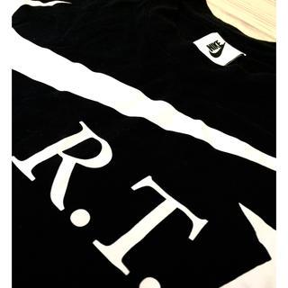 RICCARDO TISCI - NIKE×RICCARD TISCI Tシャツ 黒 S リカルドティッシ 希少