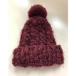 ケービーエフ(KBF)のニット帽 KBF(ニット帽/ビーニー)