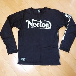 ノートン(Norton)のNorton  ノートン ロンT Tシャツ(Tシャツ/カットソー(七分/長袖))