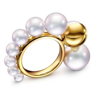 タサキ(TASAKI)のフレック様専用 tasaki シェルリング(リング(指輪))