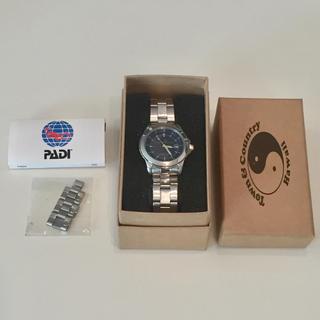 タウンアンドカントリー(Town & Country)の【ジャンク品】T&C タウカン レディース 腕時計 ソーラー電池(腕時計)
