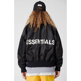フィアオブゴッド(FEAR OF GOD)の新品 Mサイズ FOG bomber jacket(フライトジャケット)