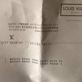 ルイヴィトン(LOUIS VUITTON)の新品☆LOUIS VUITTON☆指輪(リング(指輪))